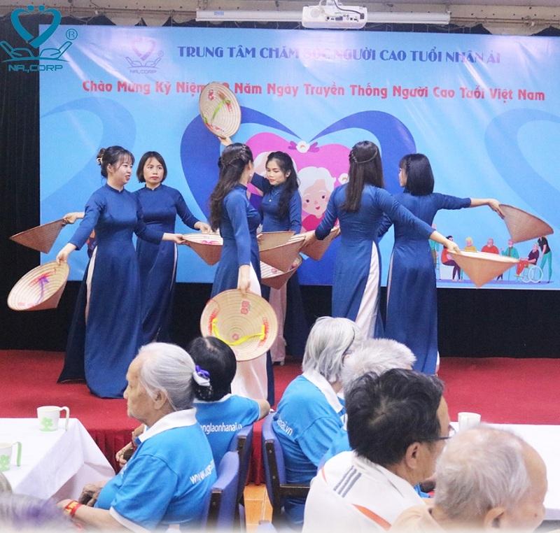 Chương trình kỷ niệm 80 năm Ngày truyền thống Người cao tuổi Việt Nam (6/6/1941 - 6/6/2021)