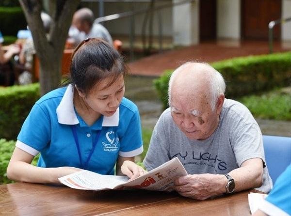 Viện dưỡng lão là gì? Những điều cần biết về dịch vụ chăm sóc Người cao tuổi?